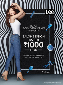 Offers from Lee in the Bangalore leaflet