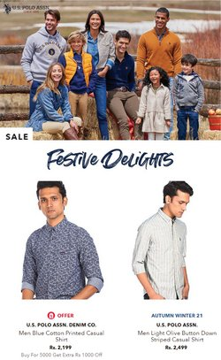 US Polo offers in the US Polo catalogue ( 6 days left)