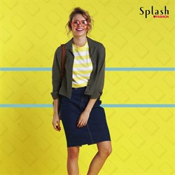 Offers from Splash in the Bangalore leaflet