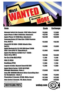 CEX offers in the CEX catalogue ( 9 days left)