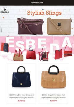 Esbeda offers in the Esbeda catalogue ( 3 days left)