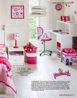 Office chair offers in the Home Centre catalogue in Delhi