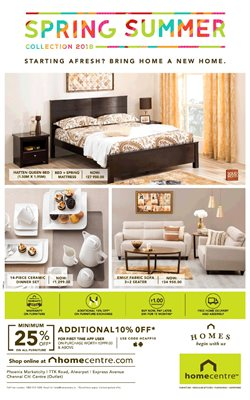 Furniture offers in the Home Centre catalogue in Delhi