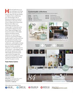 Kitchen offers in the Home Centre catalogue in Delhi