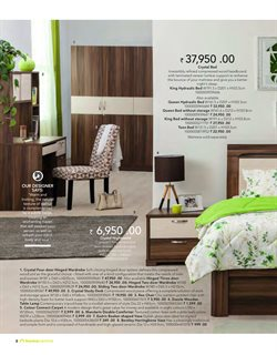 Table offers in the Home Centre catalogue in Delhi