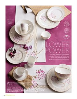 Flowers offers in the Home Centre catalogue in Delhi