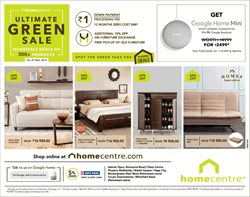 Home Centre catalogue ( Expired )