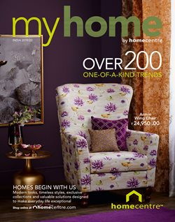Home Centre catalogue in Mumbai ( 29 days left )