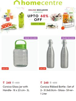 Home & Kitchen offers in the Home Centre catalogue ( 2 days left)