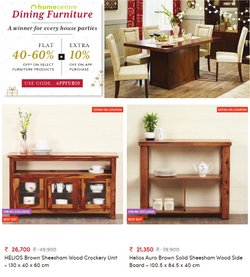 Home Centre offers in the Home Centre catalogue ( 8 days left)