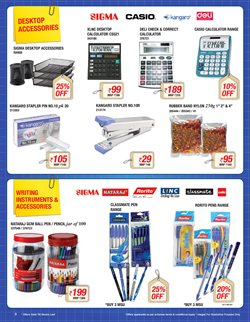 Accessories offers in the Metro catalogue in Lucknow