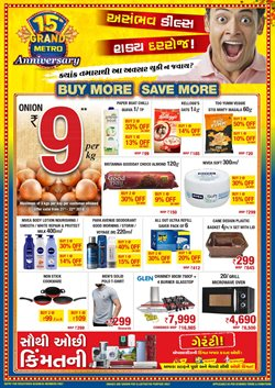 Offers from Metro in the Surat leaflet