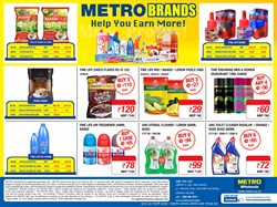 Deodorant offers in the Metro catalogue in Kolkata