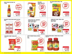 Maggi offers in the Metro catalogue in Hyderabad