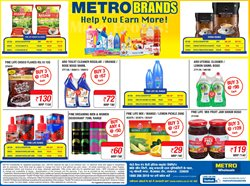 Deodorant offers in the Metro catalogue in Lucknow
