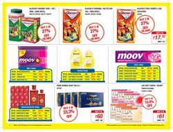 Soap offers in the Metro catalogue in Bangalore