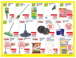 Scrub offers in the Metro catalogue in Bangalore