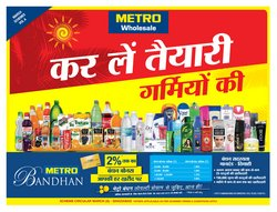 Supermarkets offers in the Metro catalogue in Loni