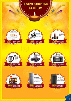 Philips offers in the Metro catalogue ( Expires today)
