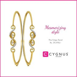 Bangles offers in the Cygnus catalogue in Delhi