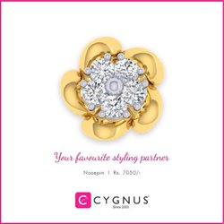 Offers from Cygnus in the Margao leaflet