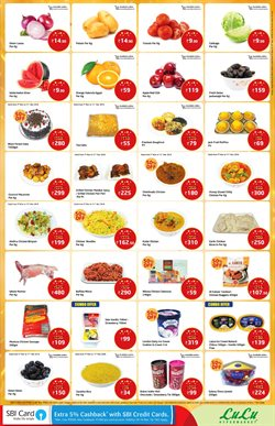 Offers from Lulu Hypermarket in the Mumbai leaflet