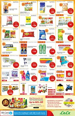 Bags offers in the Lulu Hypermarket catalogue in Delhi