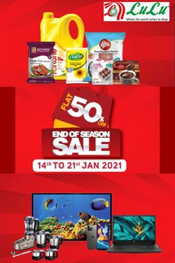 Supermarkets offers in the Lulu Hypermarket catalogue in Delhi ( Expires tomorrow )