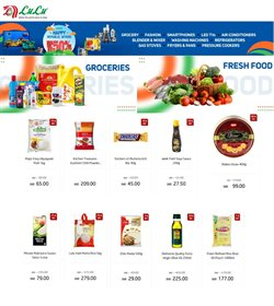 Supermarkets offers in the Lulu Hypermarket catalogue in Hyderabad ( 1 day ago )