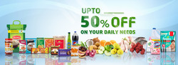 Lulu Hypermarket coupon in Cochin ( 1 day ago )
