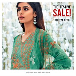 Offers from Meena Bazaar in the Delhi leaflet