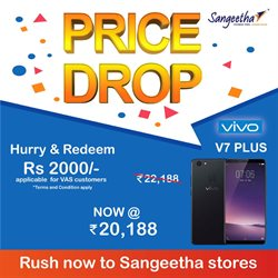 Offers from Sangeetha Mobile in the Delhi leaflet