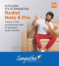 Offers from Sangeetha Mobile in the Goregaon leaflet