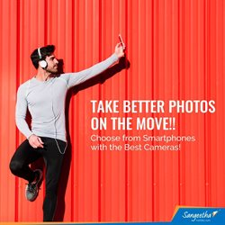 Smartphones offers in the Sangeetha Mobile catalogue in Delhi