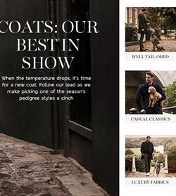 Coat offers in the Marks & Spencer catalogue in Delhi