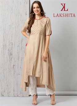 Offers from Lakshita in the Delhi leaflet