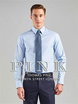 Offers from Thomas Pink in the Gurgaon leaflet