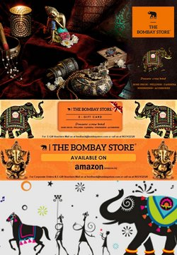 Home & Kitchen offers in the The Bombay Store catalogue ( 1 day ago)