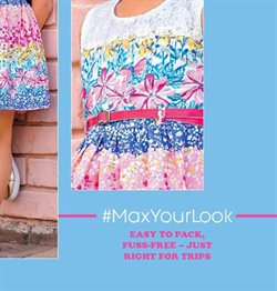 Girls dress offers in the Max catalogue in Delhi