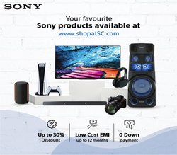 Mobiles & Electronics offers in the Sony Centre catalogue ( 2 days left)