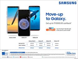 Mobiles & Electronics offers in the Samsung catalogue in Delhi