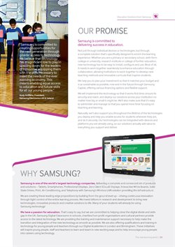 Phones offers in the Samsung catalogue in Nashik