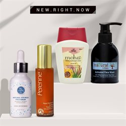 Offers of Face wash in Health & Glow