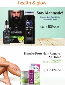 Health & Glow offers in the Health & Glow catalogue ( Expires tomorrow)