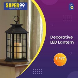 Supermarkets offers in the Super 99 catalogue ( 9 days left)