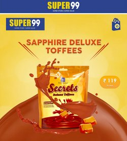 Supermarkets offers in the Super 99 catalogue ( More than a month)