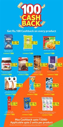 Offers from Star Bazaar in the Mumbai leaflet
