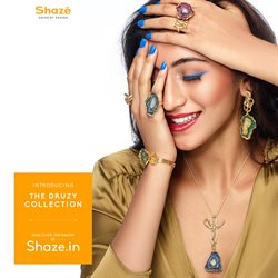 shazé catalogue ( More than a month )