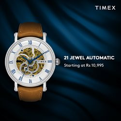 Offers from Timex in the Vasai Virar leaflet