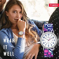 Timex catalogue ( Expired )